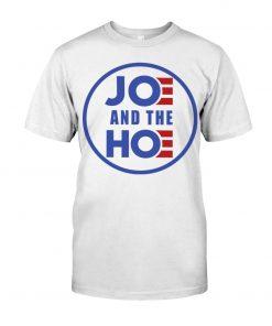 Joe And The Hoe T-shirt