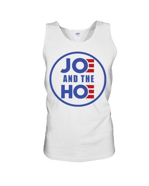 Joe And The Hoe tank top