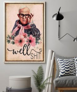 Leslie Jordan Well Shit poster1