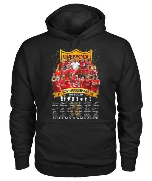 Liverpool FC 128th Anniversary 1892-2020 Hoodie