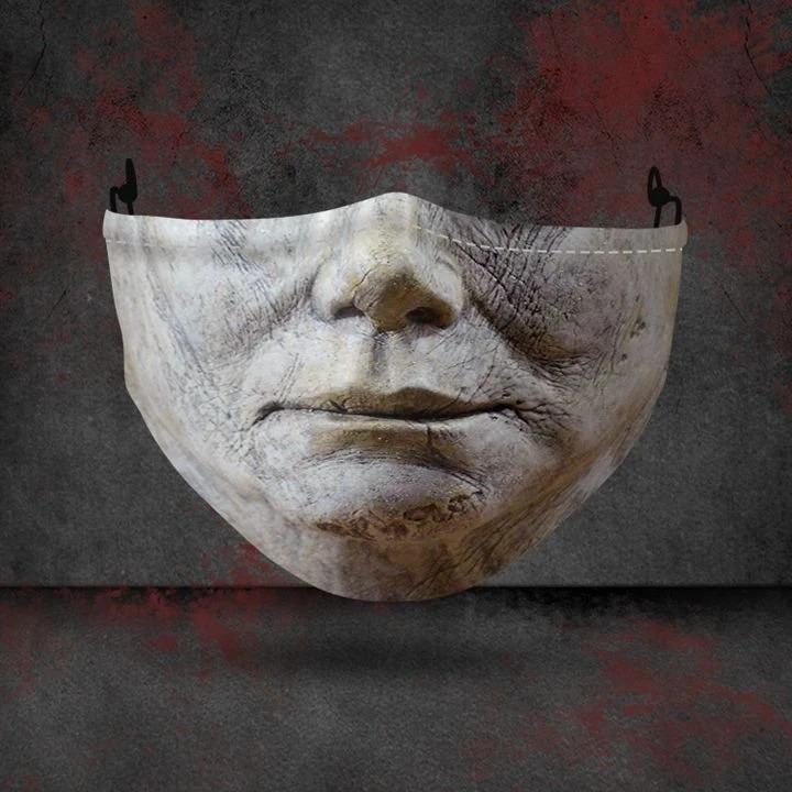 Michael Myers 3D face mask