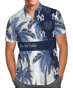 New York Yankees Hawaiian shirt 1