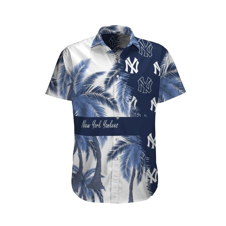 New York Yankees Hawaiian shirt 3