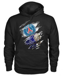 Paris Saint Germain UEFA Champions League Hoodie
