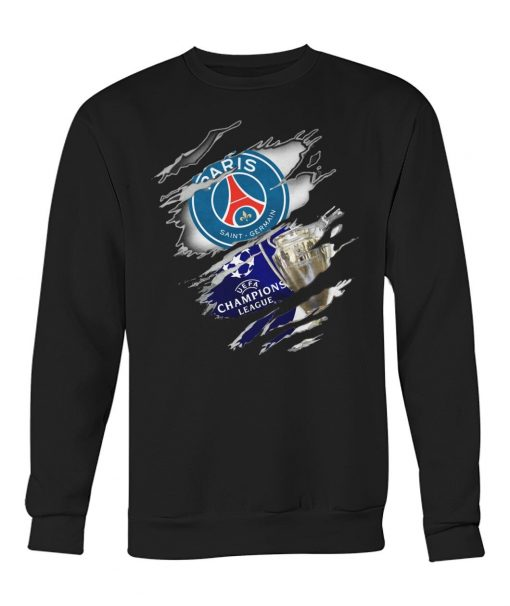 Paris Saint Germain UEFA Champions League Sweatshirt