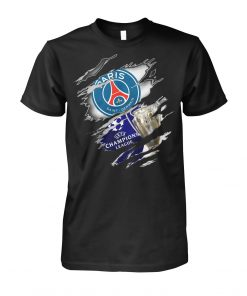 Paris Saint Germain UEFA Champions League T-shirt