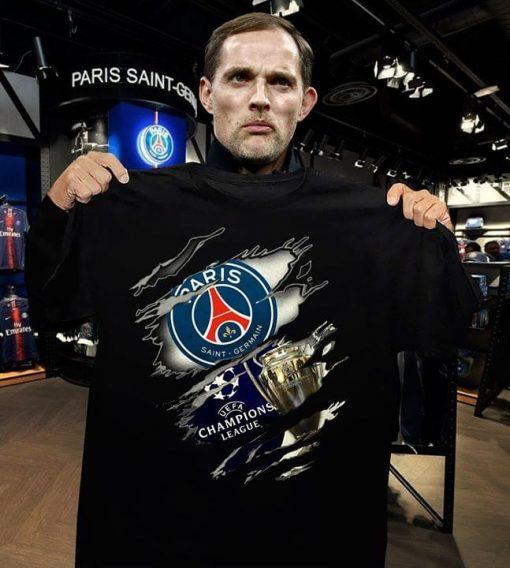 Paris Saint Germain UEFA Champions League shirt