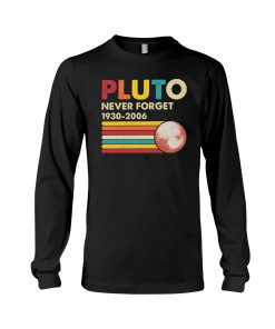 Pluto Never Forget 1930-2006 lomg sleeve