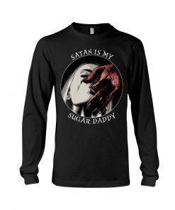 Satan Is My Sugar Daddy Long sleeve
