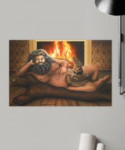 Sexy Hagrid poster 1