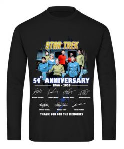 Star Trek 54th Anniversary Long sleeve