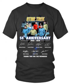 Star Trek 54th Anniversary T-shirt