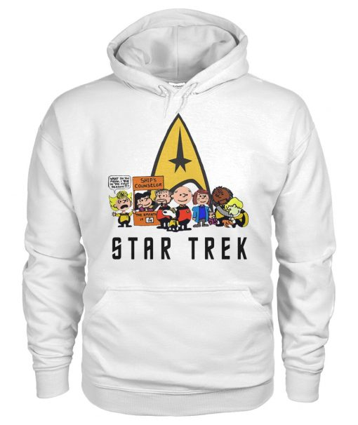 Star Trek What do you mean I die in the first season hoodie