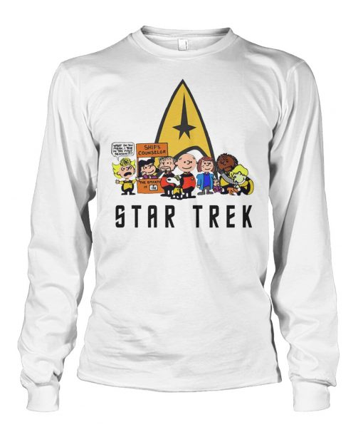 Star Trek What do you mean I die in the first season long sleeve