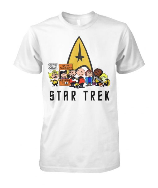 Star Trek What do you mean I die in the first season shirt