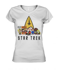 Star Trek What do you mean I die in the first season v-neck