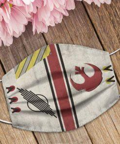 Star Wars Rebel Alliance face mask 0
