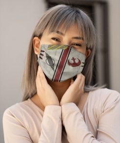 Star Wars Rebel Alliance face mask 1