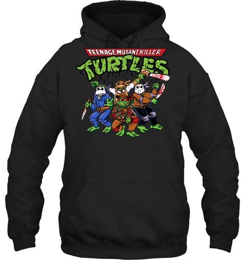 Teenage Mutant Killer Turtles hoodie