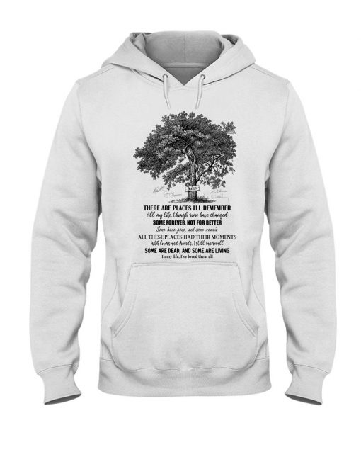 The Beatles – In My Life Lyrics There are places I'll remember All my life, though some have changed Some forever not for better Hoodie