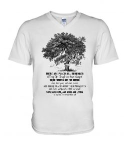 The Beatles – In My Life Lyrics There are places I'll remember All my life, though some have changed Some forever not for better V-neck
