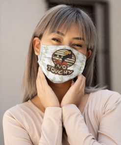 The Emperor's New Groove No Touchy face mask 0