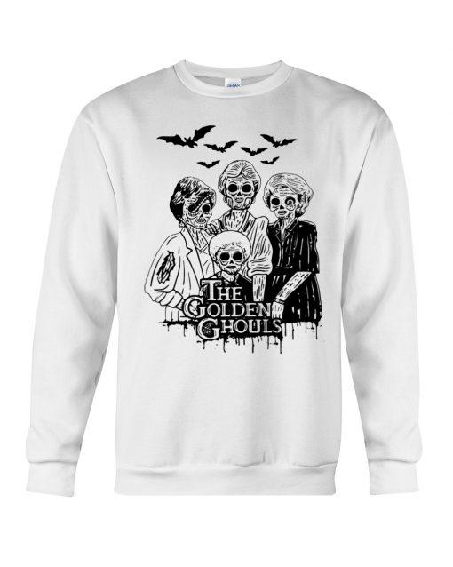 The Golden Ghouls sweatshirt