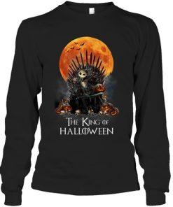 The King of Halloween Jack Skellington long sleeve