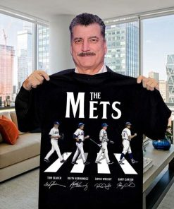 The New York Mets - The Beatles Abbey Road shirt 0