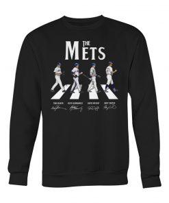 The New York Mets - The Beatles Abbey Road sweatshirt