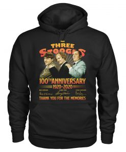 The Three Stooges 100th Anniversary 1920-2020 Hoodie