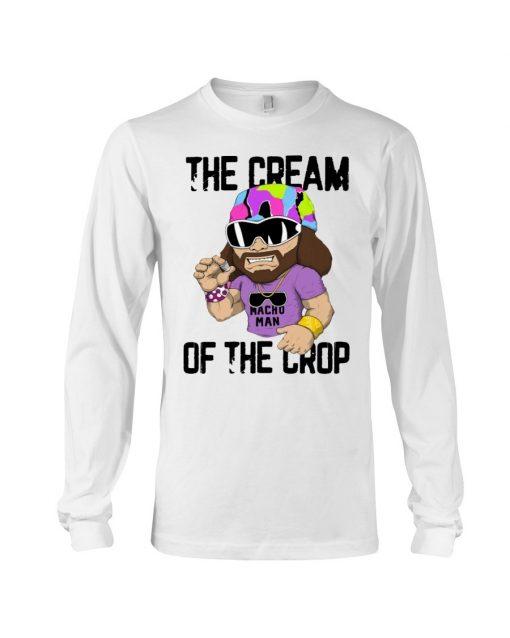 The cream of the crop Randy Savage Long sleeve