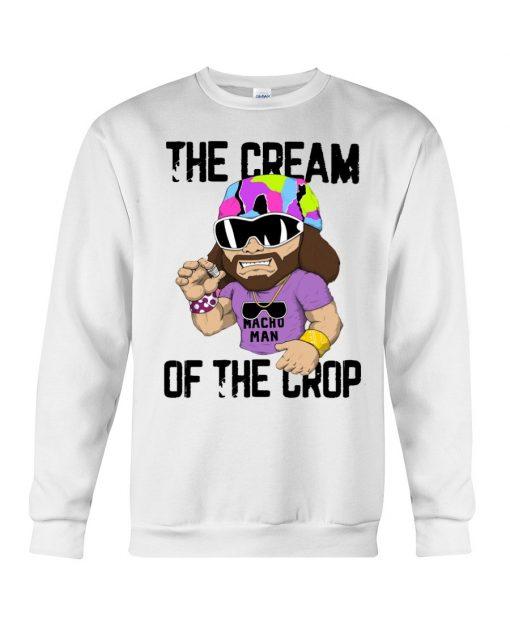 The cream of the crop Randy Savage Sweatshirt