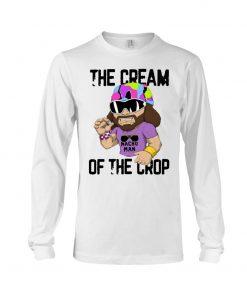 The cream of the crop Randy Savage T-shirt