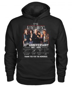 The lost boys 33rd Anniversary 1987-2020 hoodie