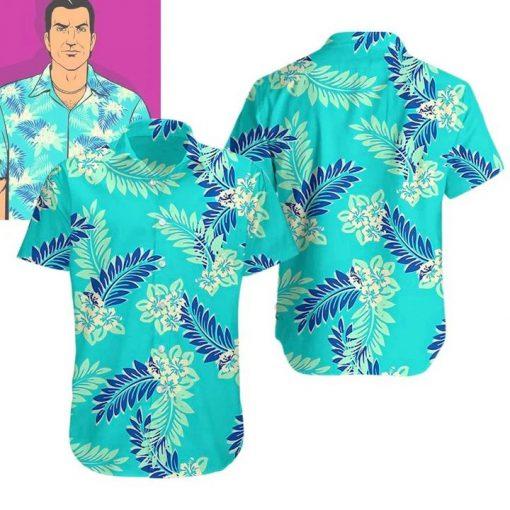 Tommy Vercetti GTA shirt 0