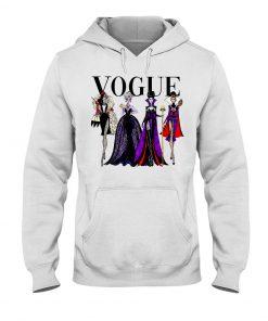 Vogue Evil Queens at Disneyland hoodie