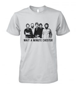 Wait a minute chester The Weight - The Band T-shirt