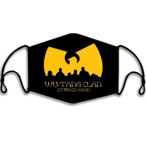 Wu-Tang Clan Strikes Again face mask 0