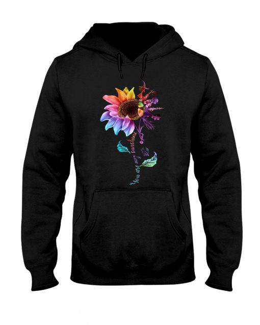 You are my sunshine horror movies characters hoodie