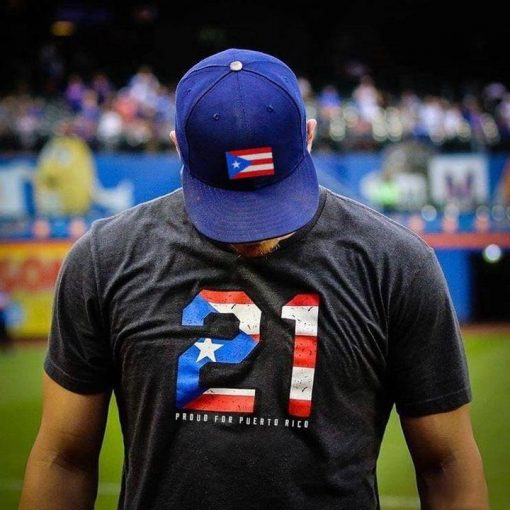 21 Proud For Puerto Rico shirt