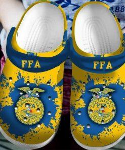 Agriculture FFA Crocs Crocband Clog