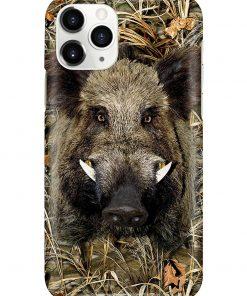 Boar Hunting phone case