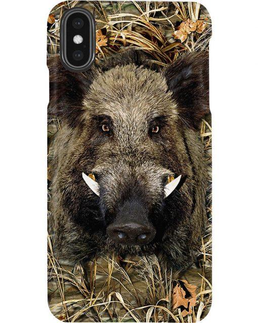 Boar Hunting phone case1