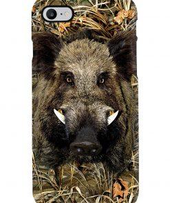 Boar Hunting phone case3