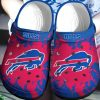 Buffalo Bills Crocs Crocband Clog