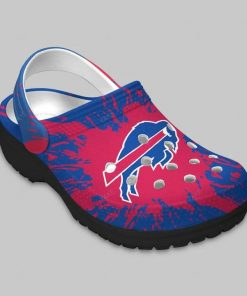Buffalo Bills Crocs Crocband Clog5
