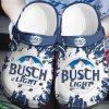 Busch Light Crocs Crocband Clog