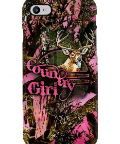 Country Girl Deer phone case