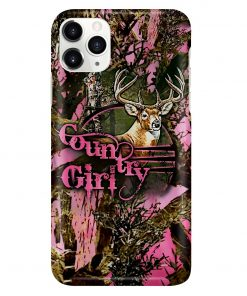 Country Girl Deer phone case2